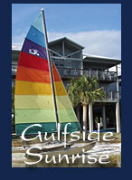Gulfside Sunrise Logo